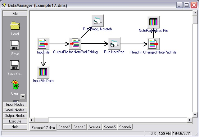 Data Manager Software Sample 5